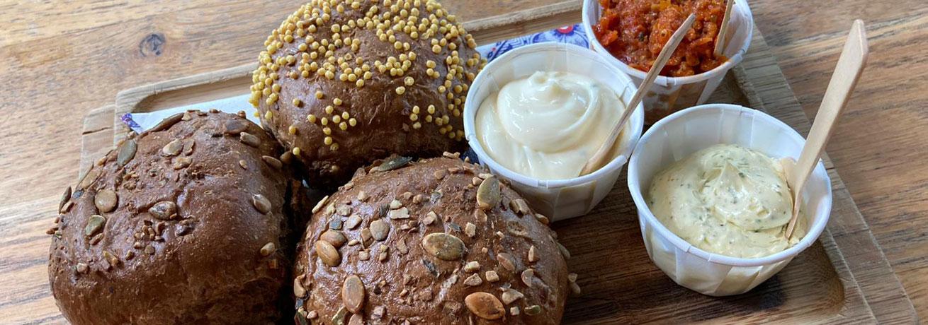 Breekbrood met Aioli en tapanade | Vooregerechten | Prinsheerlijketen.nl
