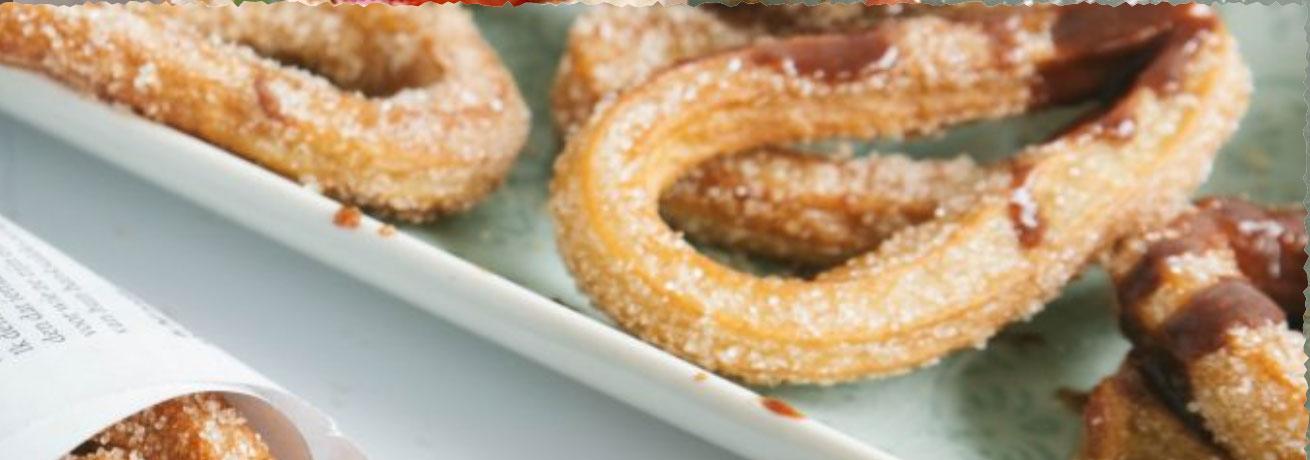 Churros | Desserts | Prinsheerlijketen.nl