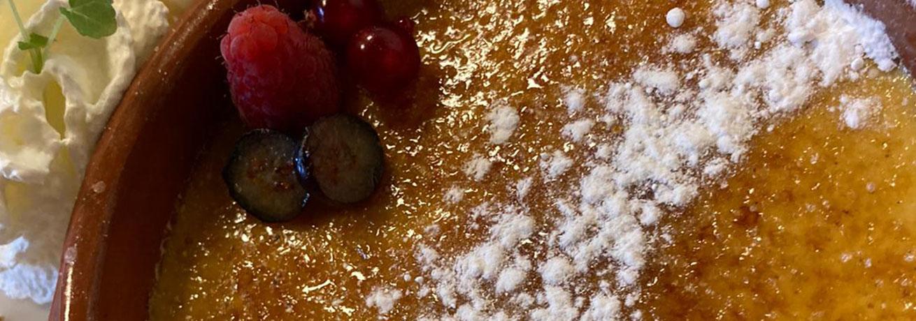 Creme brulee | Desserts | Prinsheerlijketen.nl