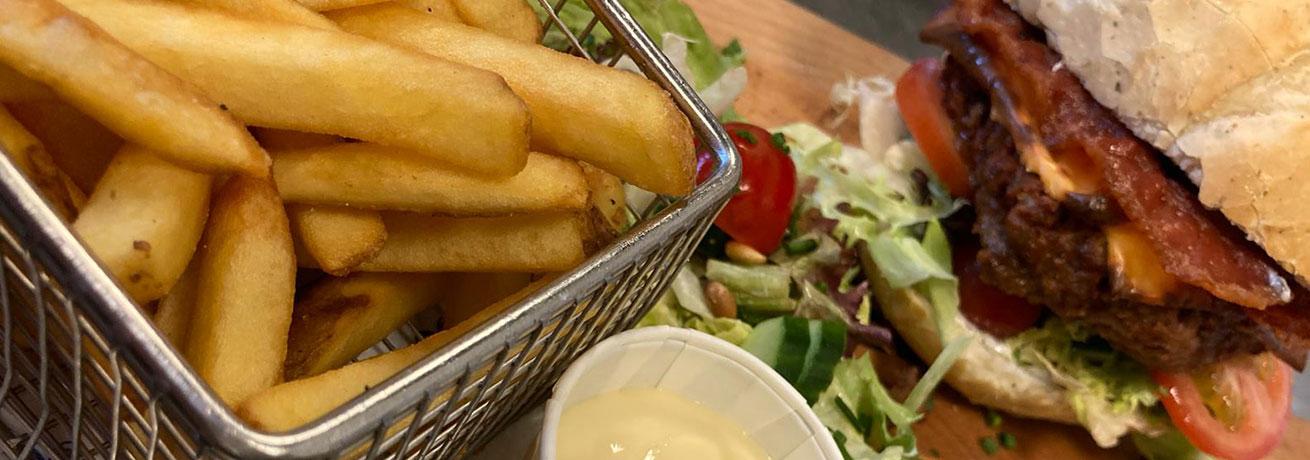 Tom's Burger | Hoofdgerechten | Prinsheerlijketen.nl